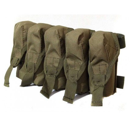VOG 5M Russian equipment pouch for 5 grenade shots