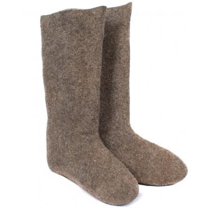 Botas de lana de invierno soviético / ruso VALENKI