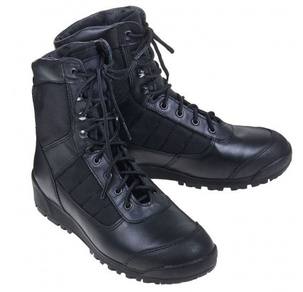 VIPER special Assault leather boots of urban type