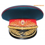 Russian / Soviet Infantry Generals military visor hat