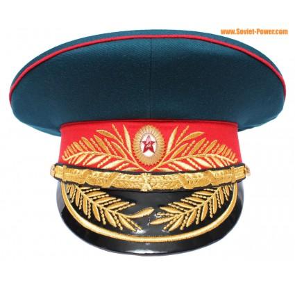 Généraux d infanterie russes militaire chapeau de pare-soleil