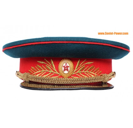 Soviet / Russian Army Infantry troops General visor cap