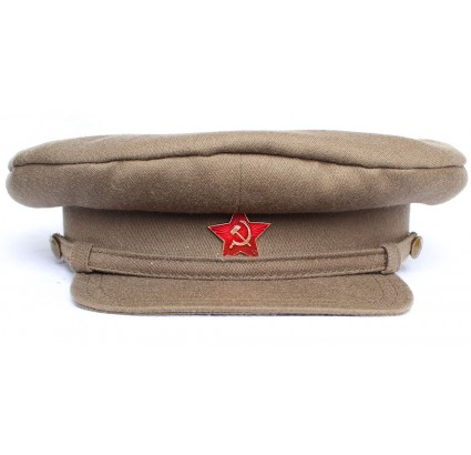 Chairman of Kolkhoz VISOR CAP Red Army RKKA hat