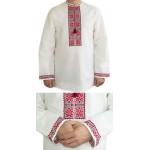 T-shirt de broderie nationale ukrainienne de vêtements Vychyvanka