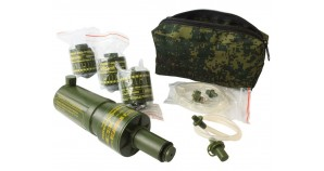 Military water filter NF-10 Russian army survival equipment НФ-10