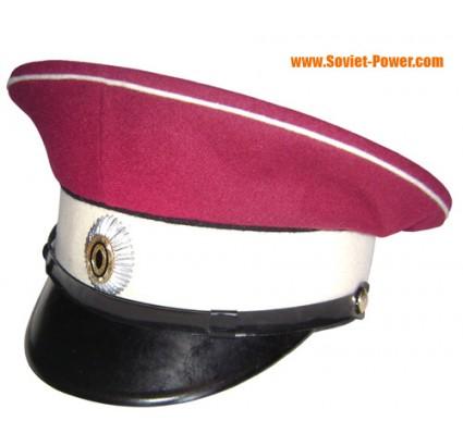Guardia Bianca protezione della visiera del cappello generale Drozdov Reggimento