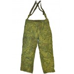 Russe pantalons d'hiver numérique d'émission de l'armée de PIXEL