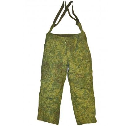 Pantalones digitales rusos de invierno PIXEL ejército número