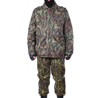 Russian tactical all-season airsoft waterproof jacket SKLON-M PREDATOR camo
