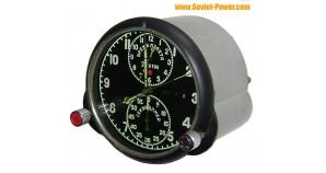 Soviet Air Force AVIATION CLOCK ACHS-1 Russian Pilot watch