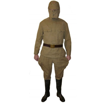 ロシア軍チェルノブイリ清算人カーキCHAES制服
