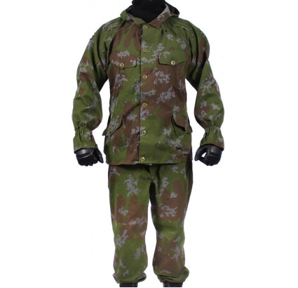 Russian tactical camo suit SUMRAK uniform AMOEBA 41