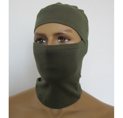 Fuerzas especiales de color caqui BALACLAVA tactical airsoft máscara facial