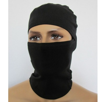 Tactical BLACK BALACLAVA Spetsnaz / Airsoft classic face mask