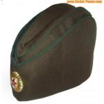 Frontière soviétique / russe garde chapeau militaire Pilotka