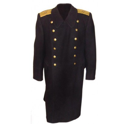 USSR military overcoat Rear-Admiral NAVY winter Coat