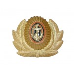 ロシア軍MARINES記章帽子バッジ