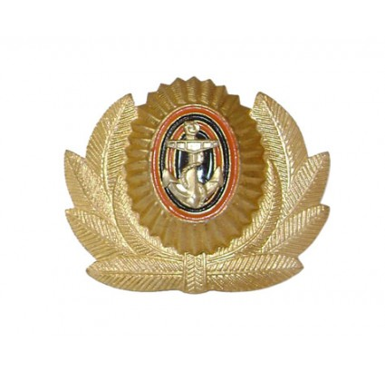 Russian Army MARINES insignia hat badge