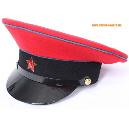 Soviet / Russian railway station Commandant visor hat