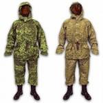 Ratnik di barre dell'esercito russo digitale / deserto doppio doppio camuffamento