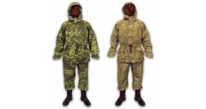 Russian Army digital / desert pixel DOUBLE CAMO uniform Bars Ratnik