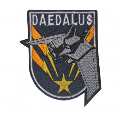 Stargate daedalus embroidered sleeve patch