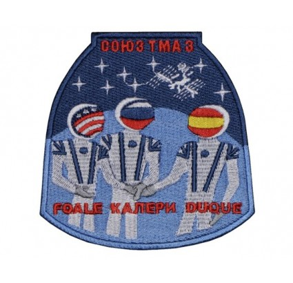 Soyuz TMA-3 Soviet Russian Space Programme Patch