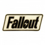 Fallout Embroidery Game Patch Fallout Shelter Sew-On Handmade