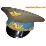 Russian / Soviet Field visor hat of Air Force Marshall