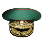 Soviet Army / Russian Border Guards General visor hat