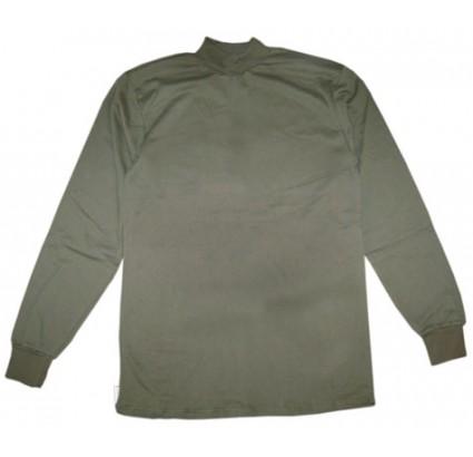 Russischen militärischen Stil Oliven Golf warmen Pullover