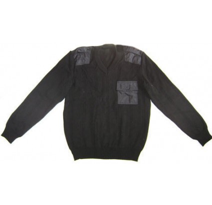 Special Naval Officer woolen winter jacket