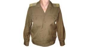 Russian Army semi-woolen Officer jacket / shirt CA