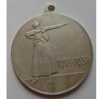 RKKA Medal «XX years of Workers  n  Peasants  Red Army» 1918-1938