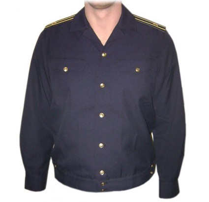 Bluejacket d été de la Marine Russe Officer Fleet