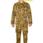 Russo luce esercito eterogeneo camo uniforme Spetsnaz
