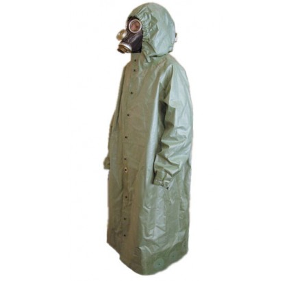 Chemical Russian Coat OZK Biohazard UGC suit OP-1