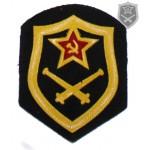 Sovietiche dell'Armata Rossa truppe zona militare russa Artiglieria