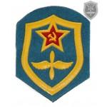 Militari russo forze di patch aviazione sovietiche dell'Armata Rossa