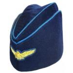 La force aérienne russe Officier PILOTKA chapeau