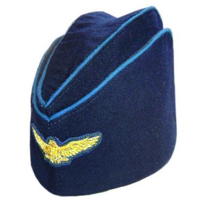 ロシア空軍将校飼料キャップ帽子