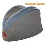 Soviétique chapeau de la force aérienne militaire PILOTKA + insigne