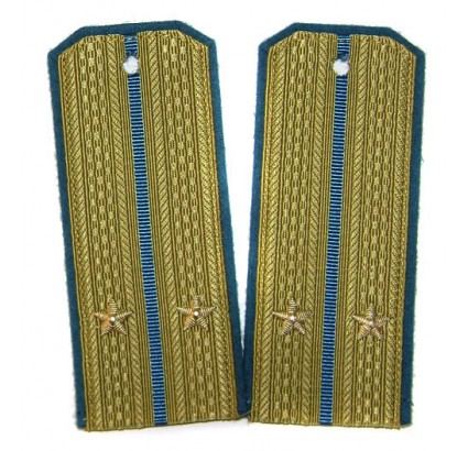 Russian AVIATION Parade Air Force USSR shoulder boards