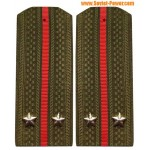 Soviet INFANTRY military everyday shoulder boards