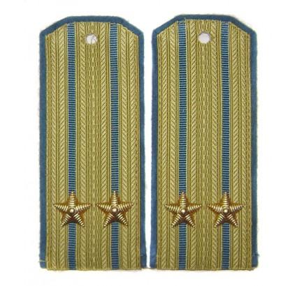 UdSSR-Luftwaffe parade russische Schulterbretter