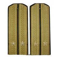 Navy Shoulder Boards +$10.00