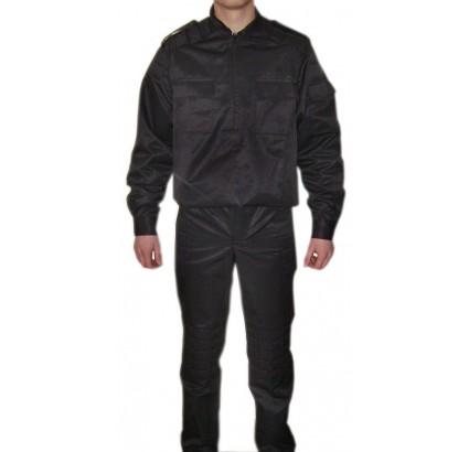 Russe noir POLICE OMON Ripstop uniforme spécial