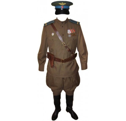 Soviet Air Force Officers Russian military Uniform