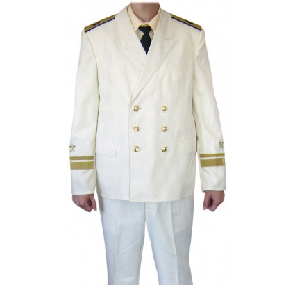 Soviet Navy Parade VICE-ADMIRAL UNIFORM with HAT
