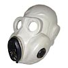 Russian military Officer Gas Mask gray PBF (pig)